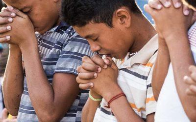 Mutirão Mundial de Oração 2019