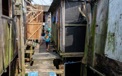 Esperança no Labirinto: um Refúgio para as Crianças da Vila dos Pescadores, em Cubatão
