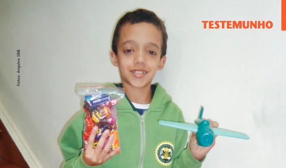 Lucas, um desafio para a medicina